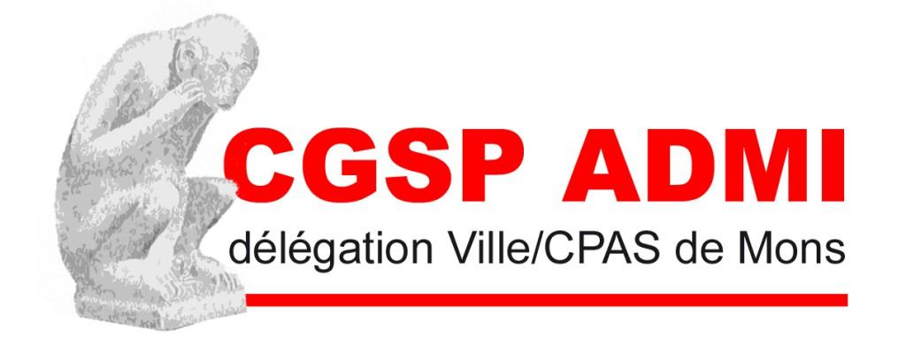 logo cgsp-mons