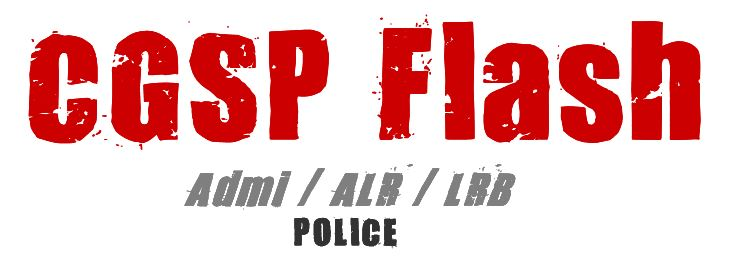 flash police