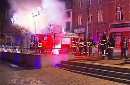 pompier à Soignies