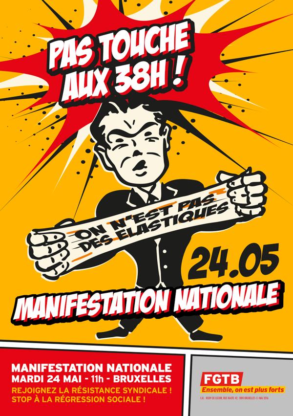 grève du 24 mai 2016
