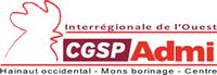 CGSP-ADMI-OUEST